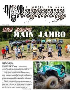 4W2H Winter Newsletter 2012